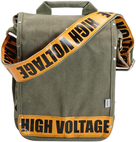Ducti Messenger Bags - Durable, Stylish Bags for Life (High Voltage Utility)
