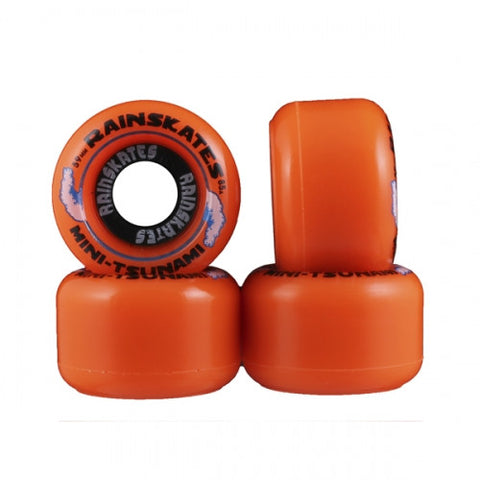 Rainskates Mini Tsunami 59mm 85a Longboard Wheels