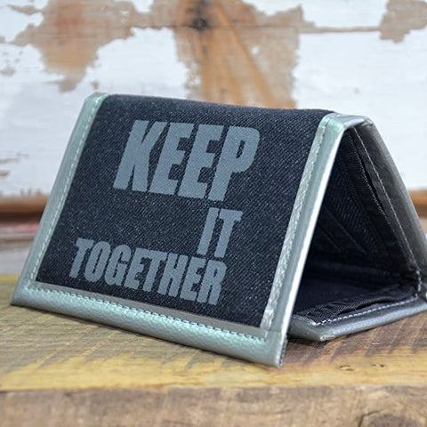 Ducti Keeper Cloth Wallet