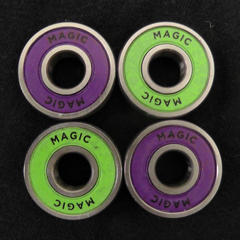 Magic Racing Skateboard Bearings