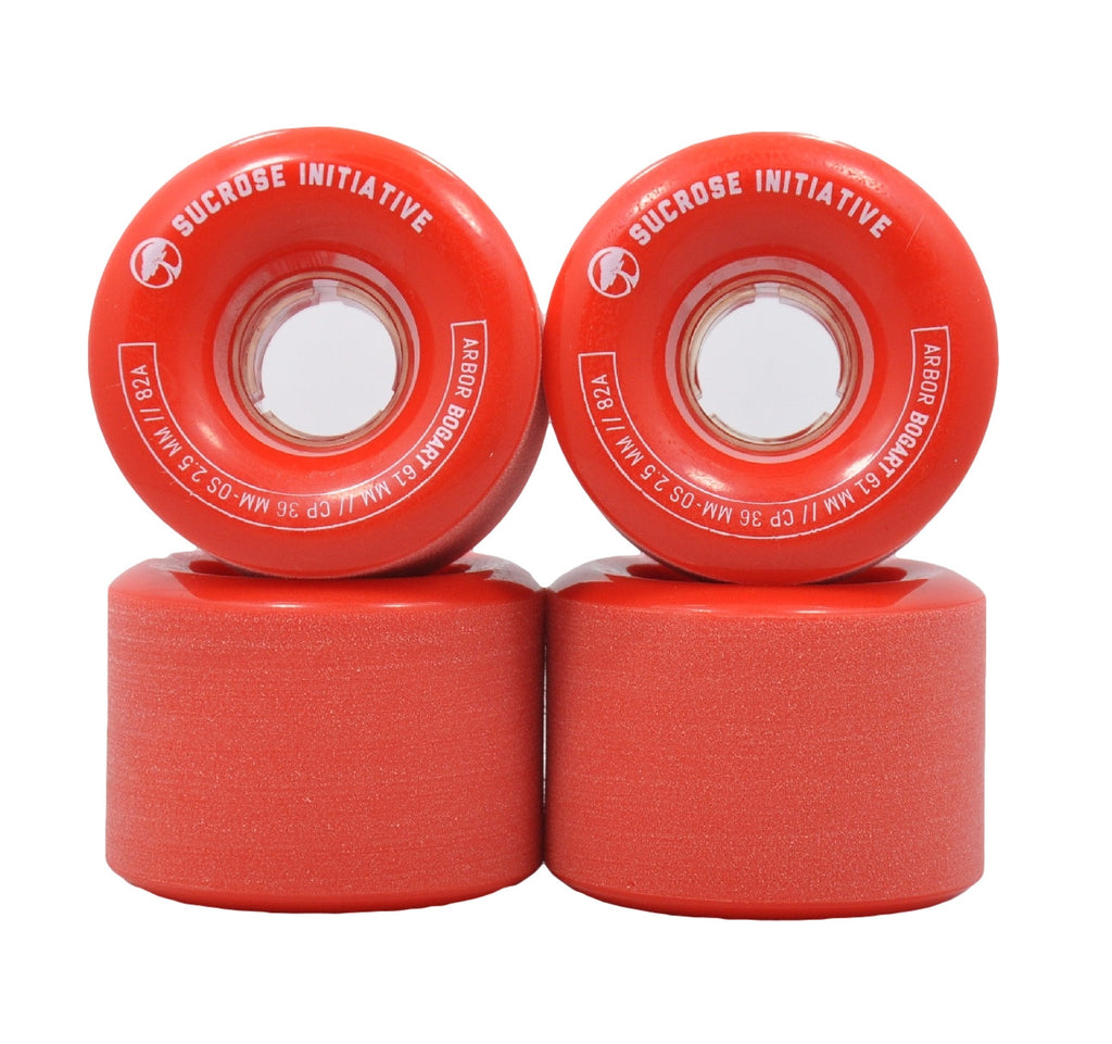 Arbor Sucrose Initiative Bogart Longboard Wheels