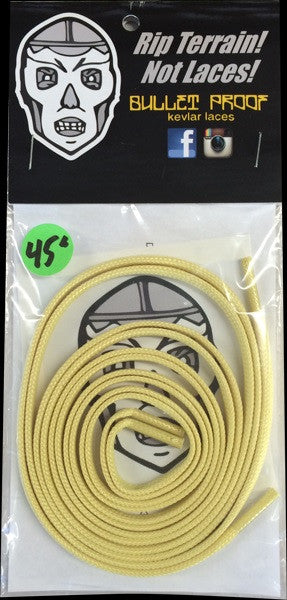 BulletProof Kevlar Shoe Laces - 45""