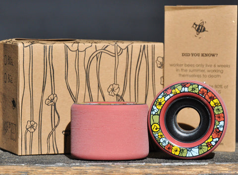 Sweet Spot Poppies Longboard Wheels