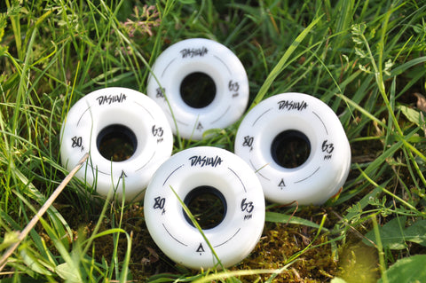 Dasilva Board Co. Microdots Longboard Wheels