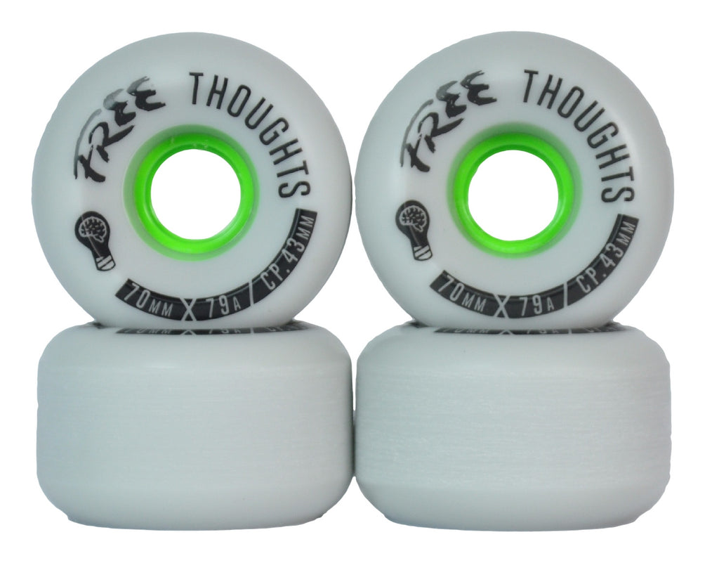 Free Wheel Co. Thoughts Longboard Wheels