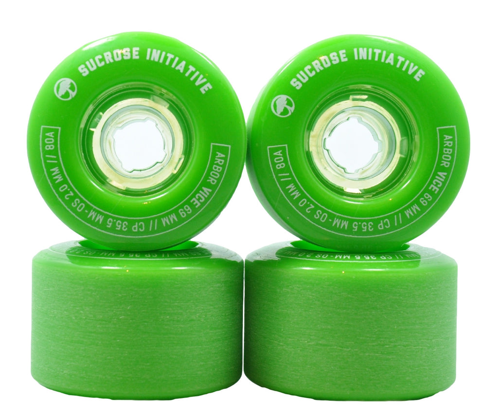 Arbor Sucrose Initiative Vice Longboard Wheels