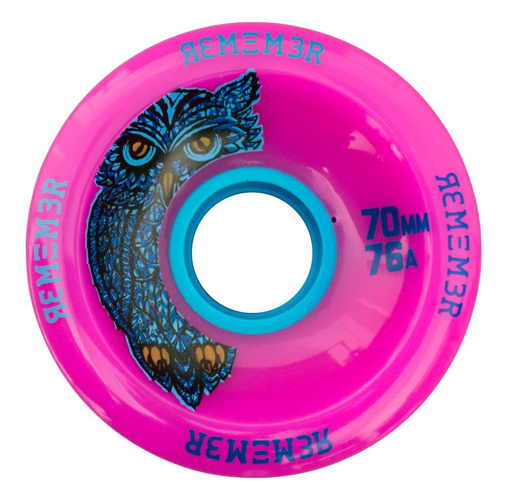*NEW* Remember Collective Hoots Longboard Wheel