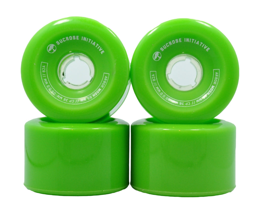Arbor Sucrose Initiative Mosh Longboard Wheels