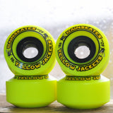 Rainskates Yellow Jacket Longboard Wheels