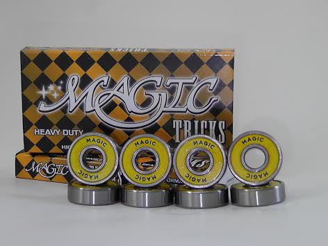 Magic Tricks Skateboard Bearings