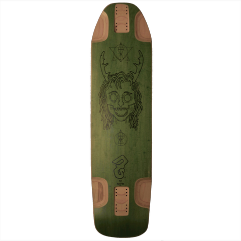 Fs Boards The Witiko Longboard Deck
