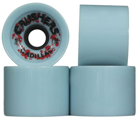 Cadillac Crushers 69mm Longboard Wheels