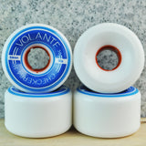 Volante Checkers and Mini Checkers Longboard Wheels
