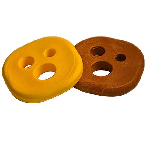 Holesom Tropic Longboard Slide Pucks (cocoa butter/banana)