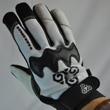 Darkspeed Leather Longboard Slide Gloves