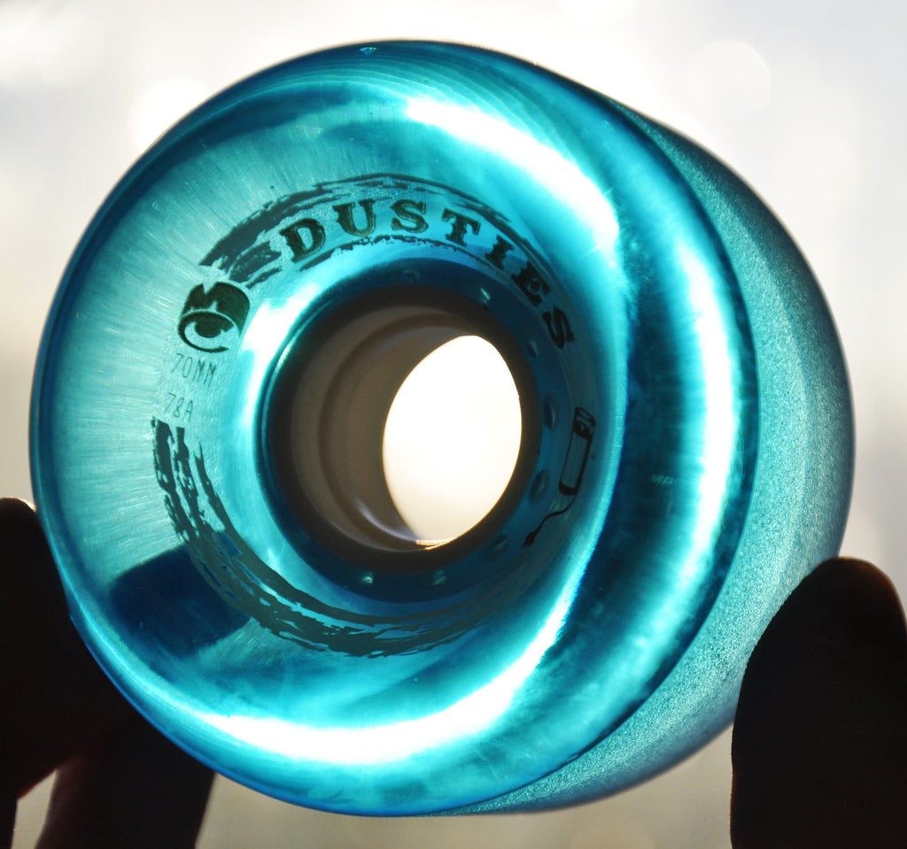 Mudjimba Cruisers Dusties Longboard Wheels