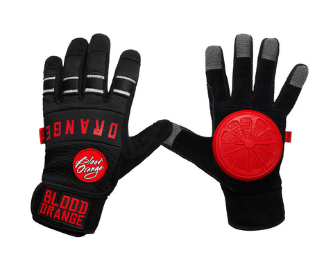 Blood Orange Longboard Slide Gloves