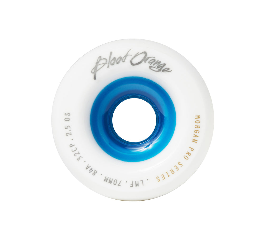 Blood Orange Liam Morgan Pro Series 84a Longboard Wheels
