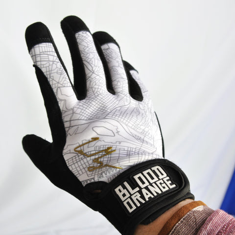 Blood Orange Liam Morgan Signature Series Slide Gloves