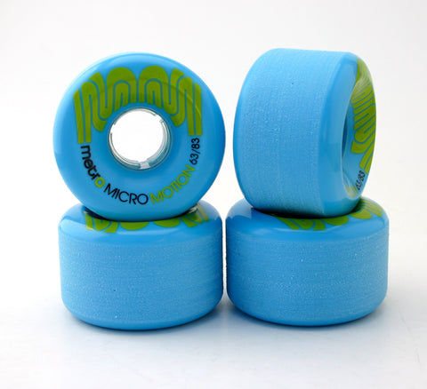 Metro Micro Motion 63mm Longboard Wheels