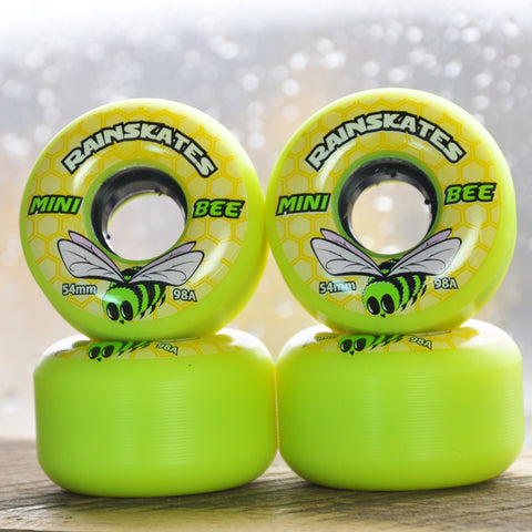 Rainskates Mini Bee Skateboard Wheels