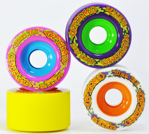 Remember Collective Optimo Premium Longboard Wheels