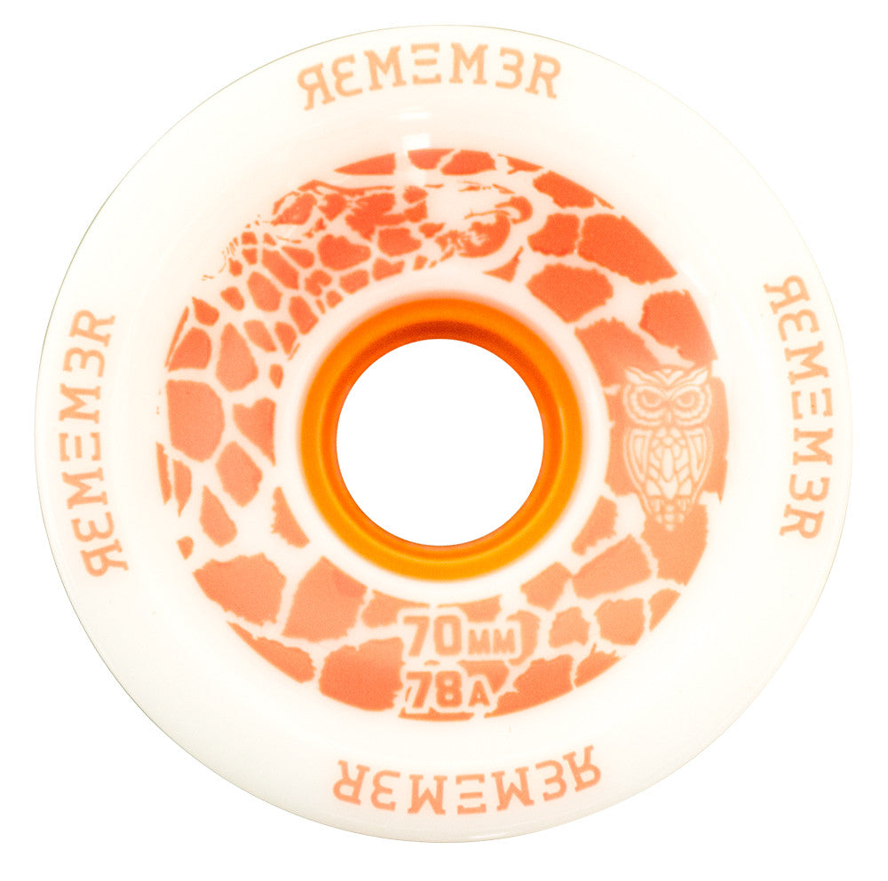 *NEW* Remember Collective Savannah Slamma Longboard Wheel