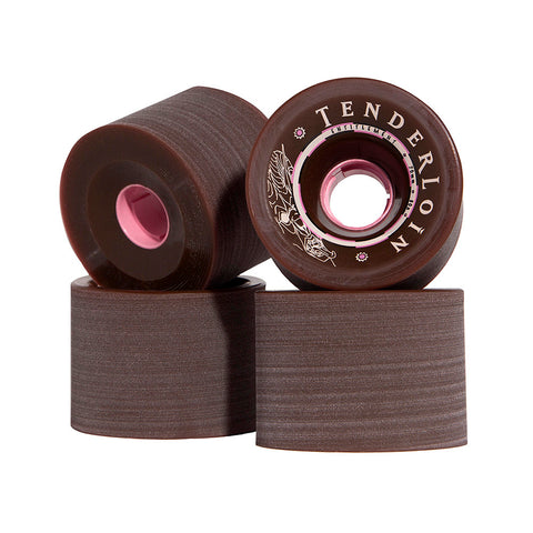 Entitlement Urethane Tenderloin Downhill Longboard Wheels