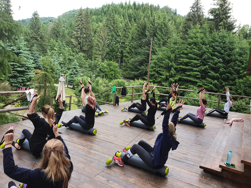 New You Retreat 6-9 Iunie Hadar Chalet
