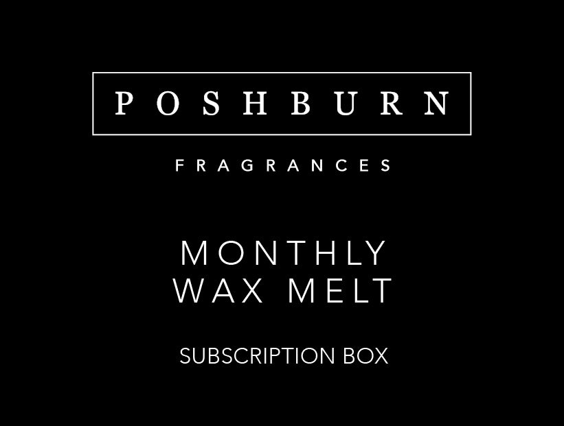 Monthly Wax Melt Subscription Box