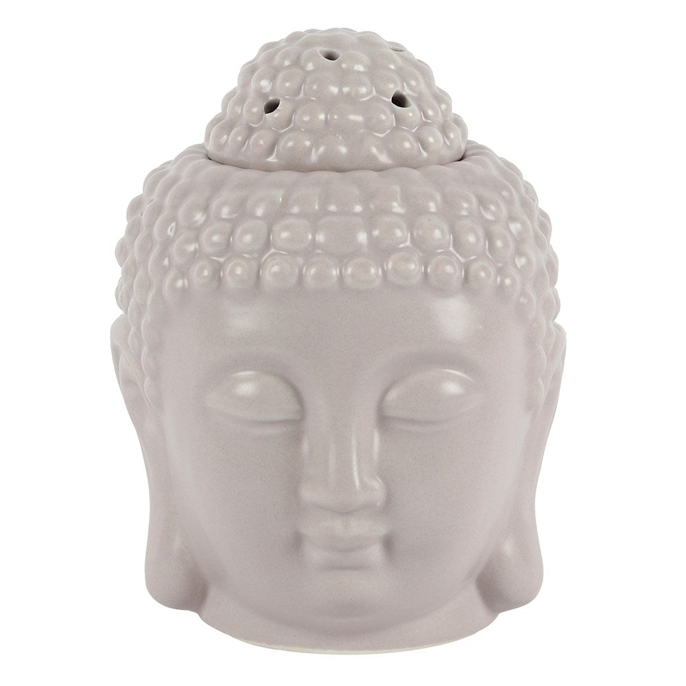Grey Buddha Head Burner