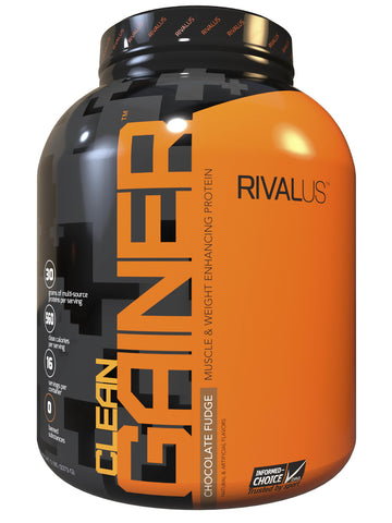 RIVALUS - CLEAN GAINER