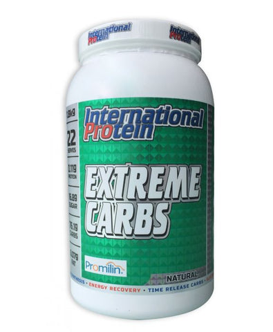 INTERNATIONAL PROTEIN - EXTREME CARBS