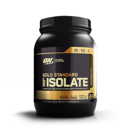 OPTIMUM NUTRITION - GOLD STANDARD 100% ISOLATE