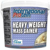 Heavyweight gainer by International protein
