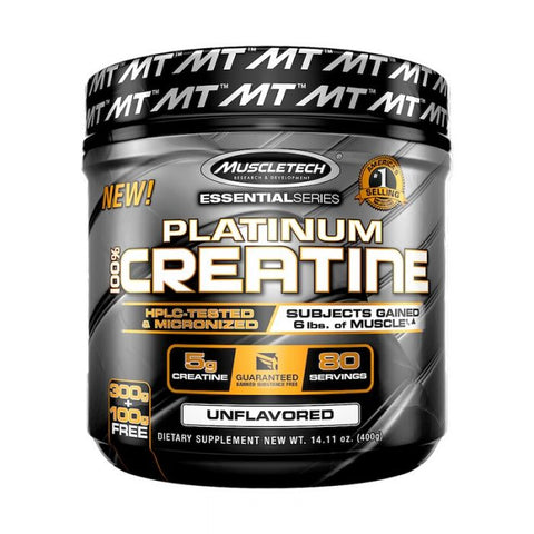 MUSCLETECH - PLATINUM CREATINE