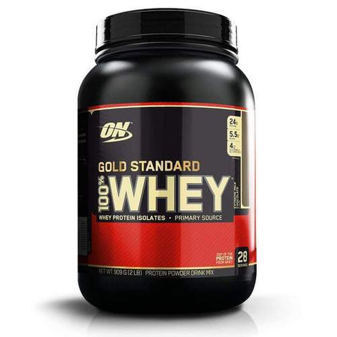 OPTIMUM NUTRITION - 100% WHEY GOLD STANDARD