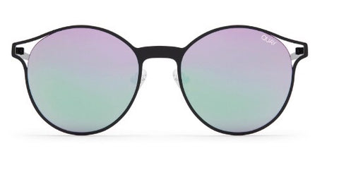 QUAY SUNNIES- Here We Are- Black/Purple