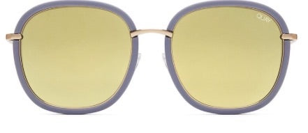 QUAY SUNNIES- Dreamy Ways- lilac/gold