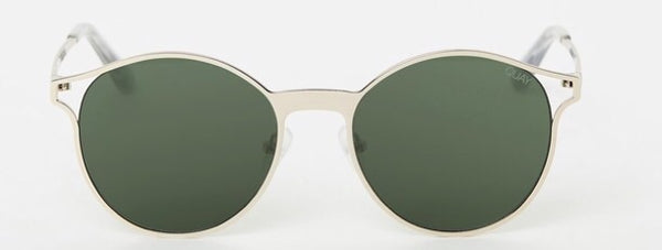 QUAY SUNNIES- Here We Are- Gold/Green