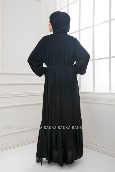 DRESS - ELB02 - Black