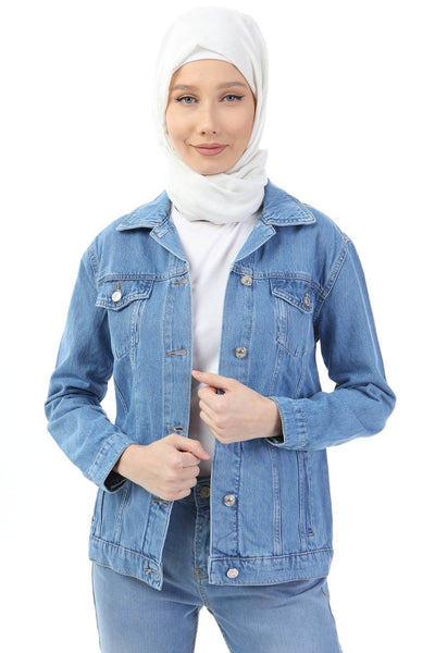 JACKET JEANZ -11500 - Light