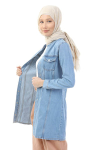JACKET JEANZ -11507- Light