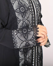 Load image into Gallery viewer, ABAYA -5375 - BLACK
