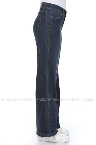 Stylish JEANS -9105 - Dark