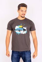 Load image into Gallery viewer, T-Shirt Dome Of The Rock CHARCOEL