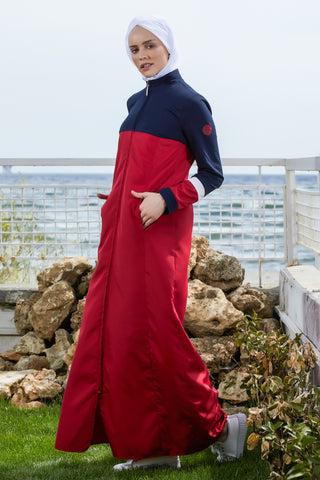 Jubba 8406 Red