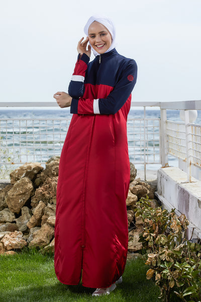 Jubba- 8406- Red