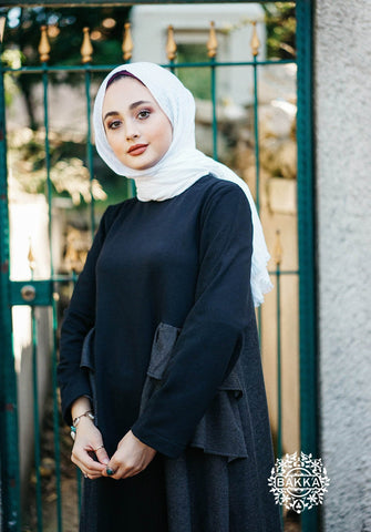 Blouse Layers - Black