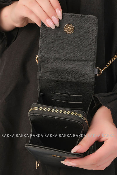 Mobile bag - 3600  - Black